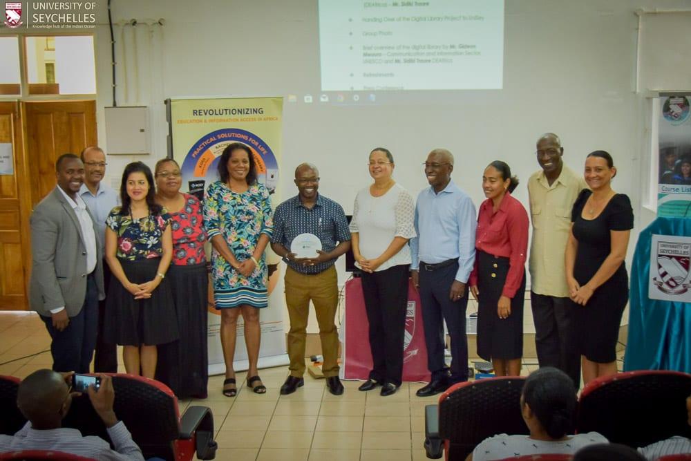 UNESCO Digital Library Initiative